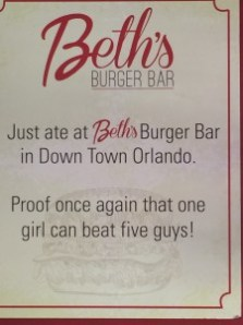Beth's Burger Bar (8)